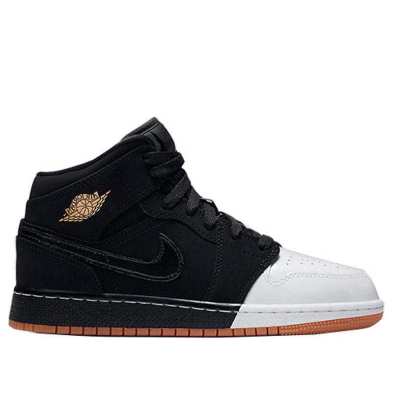 Air Jordan 1 Mid GG Gold and Gum Pack 籃球鞋/運動鞋 (555112-021) 海外預訂