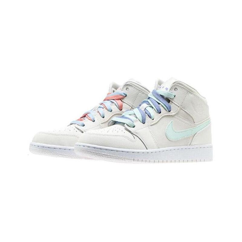 Air Jordan 1 Mid GG 籃球鞋/運動鞋 (555112-035) 海外預訂