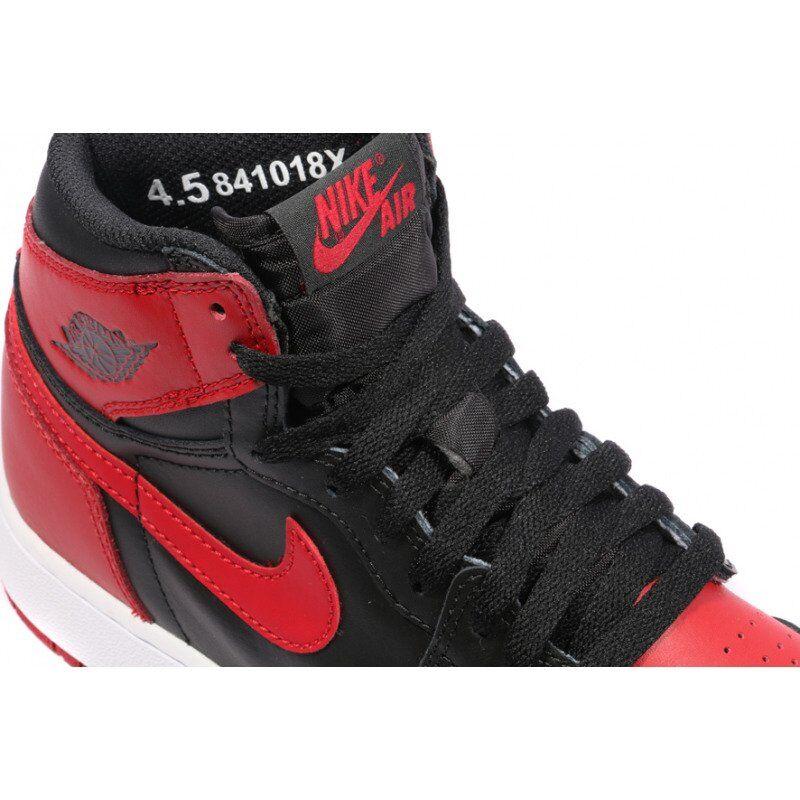 Air Jordan 1 Retro High OG GS Banned 籃球鞋/運動鞋 (575441-001) 海外預訂