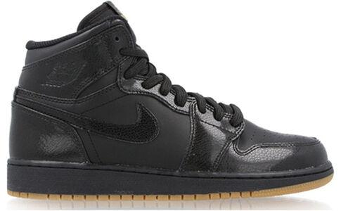 Air Jordan 1 Retro'Black Gum' BG Black/Black-Gum Light Brown 籃球鞋/運動鞋 (575441-020) 海外預訂