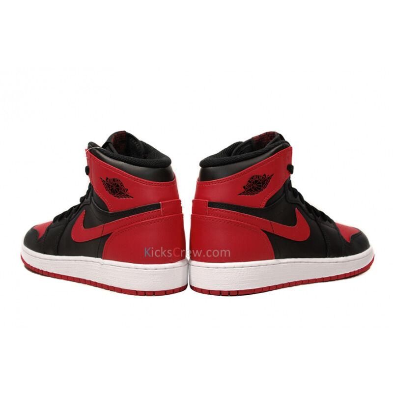Air Jordan 1 Retro High OG GS Bred 籃球鞋/運動鞋 (575441-023) 海外預訂