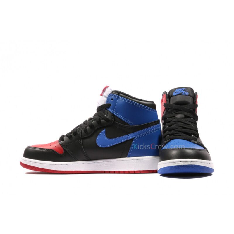 Air Jordan 1 Retro OG BG Top 3 籃球鞋/運動鞋 (575441-026) 海外預訂