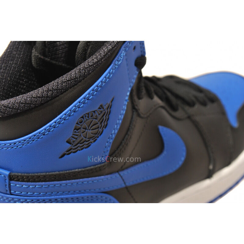 Air Jordan 1 Retro High GS Black Royal 籃球鞋/運動鞋 (575441-080) 海外預訂