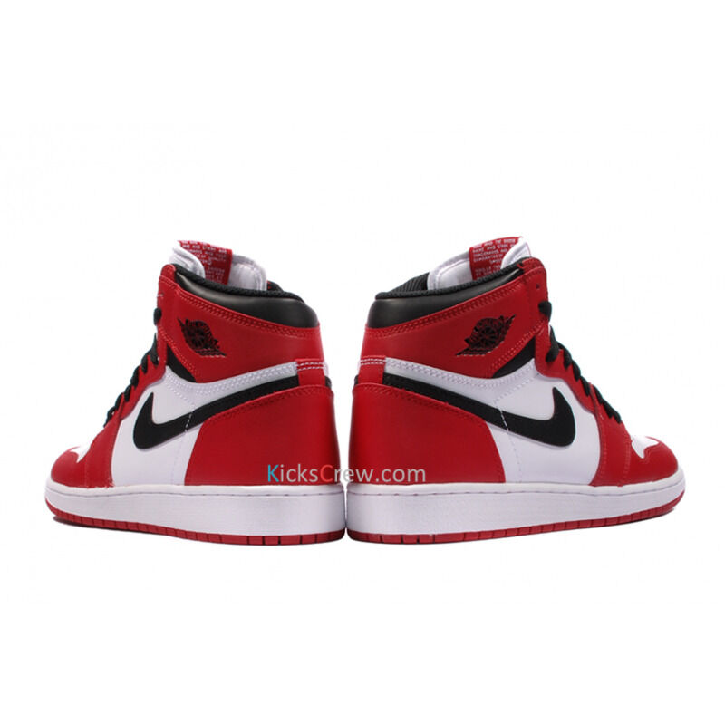 Air Jordan 1 Retro High OG BG Chicago 籃球鞋/運動鞋 (575441-101) 海外預訂