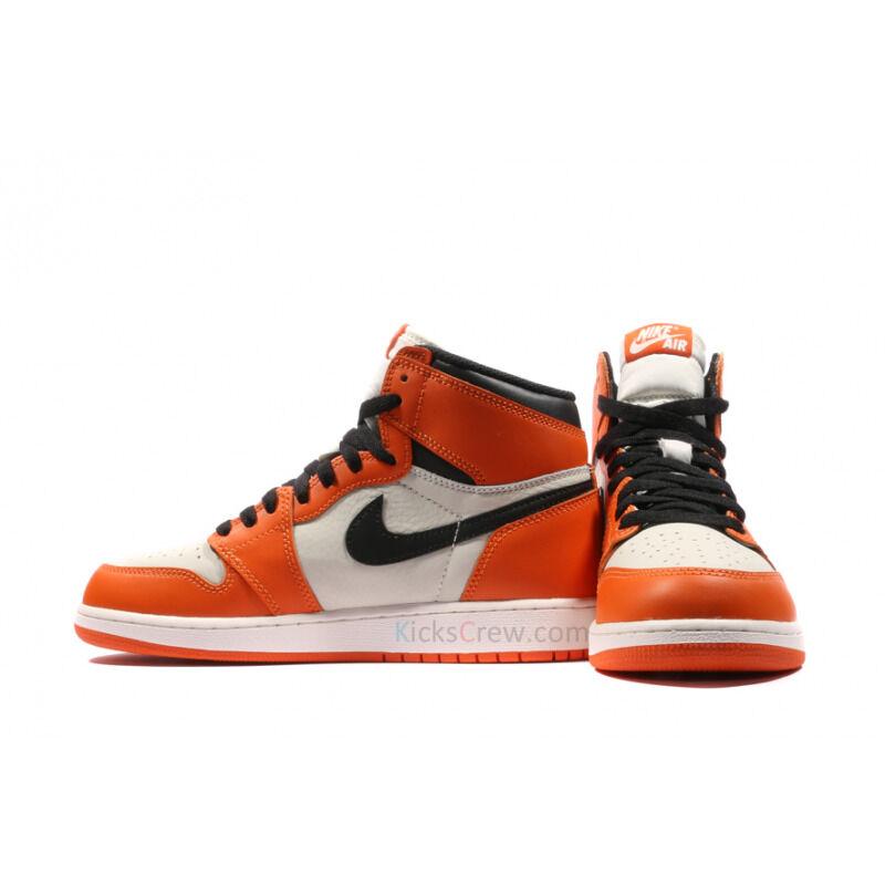 Air Jordan 1 Retro High OG BG Shattered Backboard Away 籃球鞋/運動鞋 (575441-113) 海外預訂