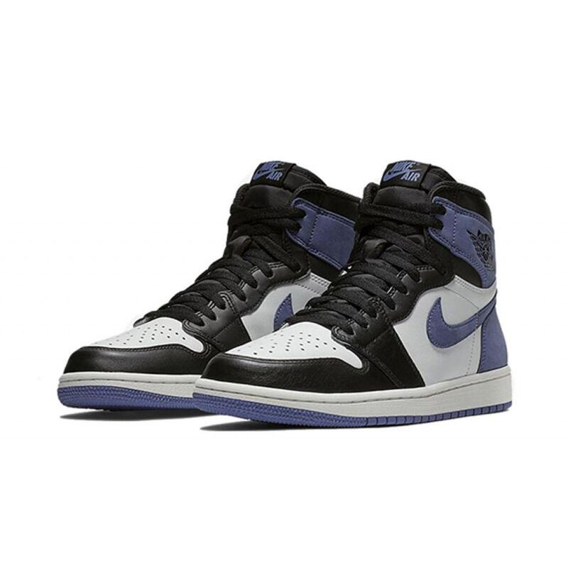 Air Jordan 1 Retro High OG'Blue Moon' BG Summit White/Blue Moon-Black 籃球鞋/運動鞋 (575441-115) 海外預訂