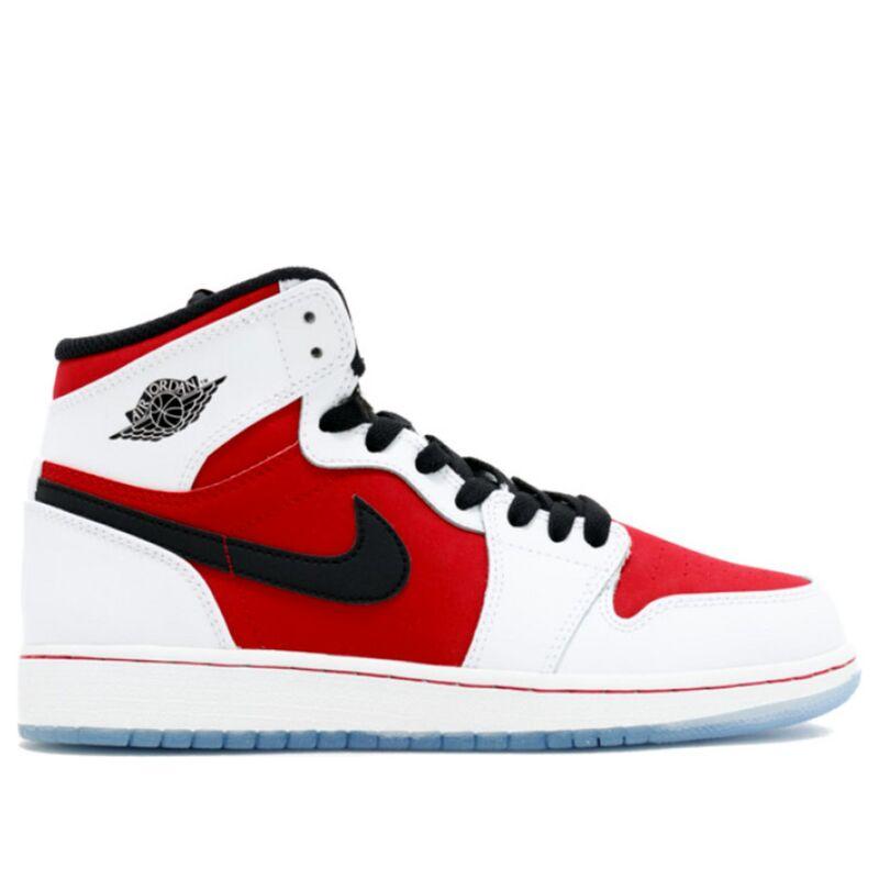 Air Jordan 1 Retro OG'Carmine' BG White/Black-Carmine 籃球鞋/運動鞋 (575441-123) 海外預訂