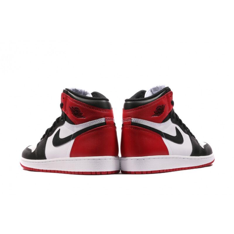 Air Jordan 1 Retro High OG BG Black Toe 籃球鞋/運動鞋 (575441-125) 海外預訂