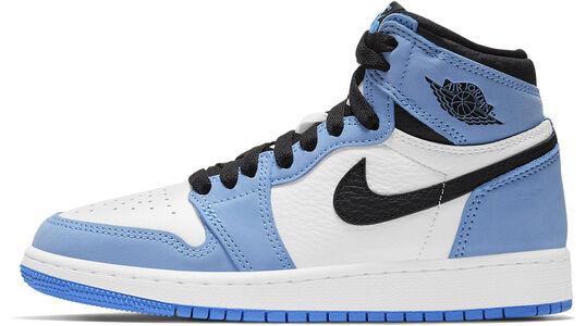 Air Jordan 1 Retro High OG GS University Blue 籃球鞋/運動鞋 (575441-134) 海外預訂