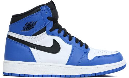 Air Jordan 1 Retro High OG BG Game Royal 籃球鞋/運動鞋 (575441-403) 海外預訂