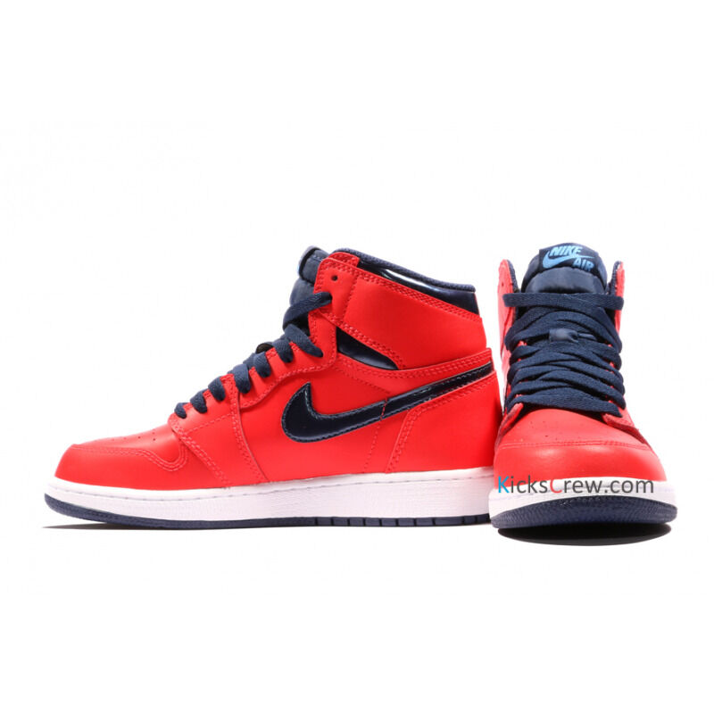 Air Jordan 1 Retro OG BG David Letterman 籃球鞋/運動鞋 (575441-606) 海外預訂