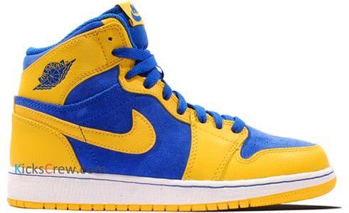 Air Jordan 1 Retro High OG BG Laney 籃球鞋/運動鞋 (575441-707) 海外預訂