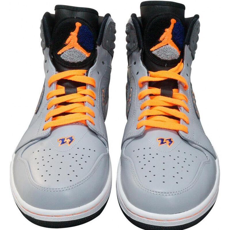 Air Jordan 1 Retro '93 'Wolf Grey' Wlf Gry/Cl Gry-Brght Ctrs-Dp R 籃球鞋/運動鞋 (580514-045) 海外預訂