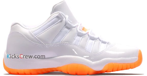 Air Jordan 11 Retro Low GG Citrus 籃球鞋/運動鞋 (580521-139) 海外預訂