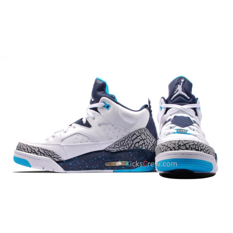 Jordan Son of Low Midnight Navy 跑步鞋/運動鞋 (580603-105) 海外預訂