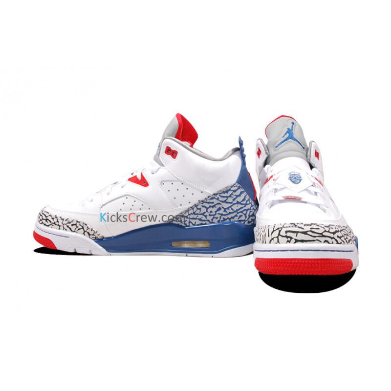 Jordan Son of Low White Red True Blue 跑步鞋/運動鞋 (580603-106) 海外預訂