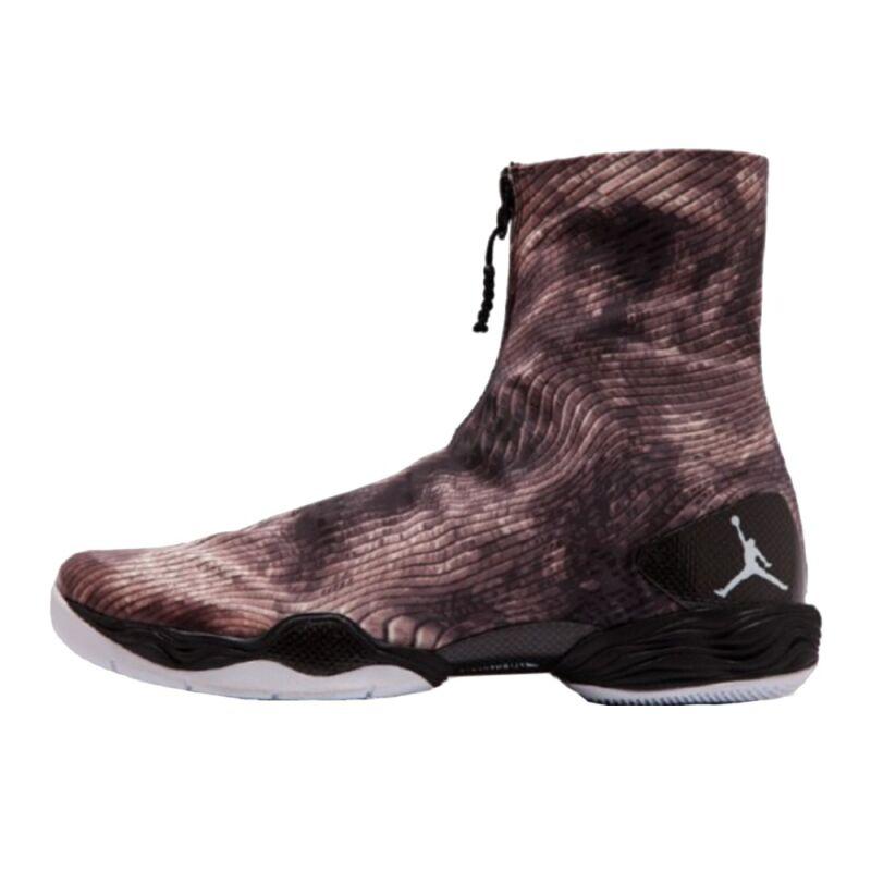 Air Jordan 28 'Joker' Black/White/Canyon Purple/Electric Green 籃球鞋/運動鞋 (584832-001) 海外預訂