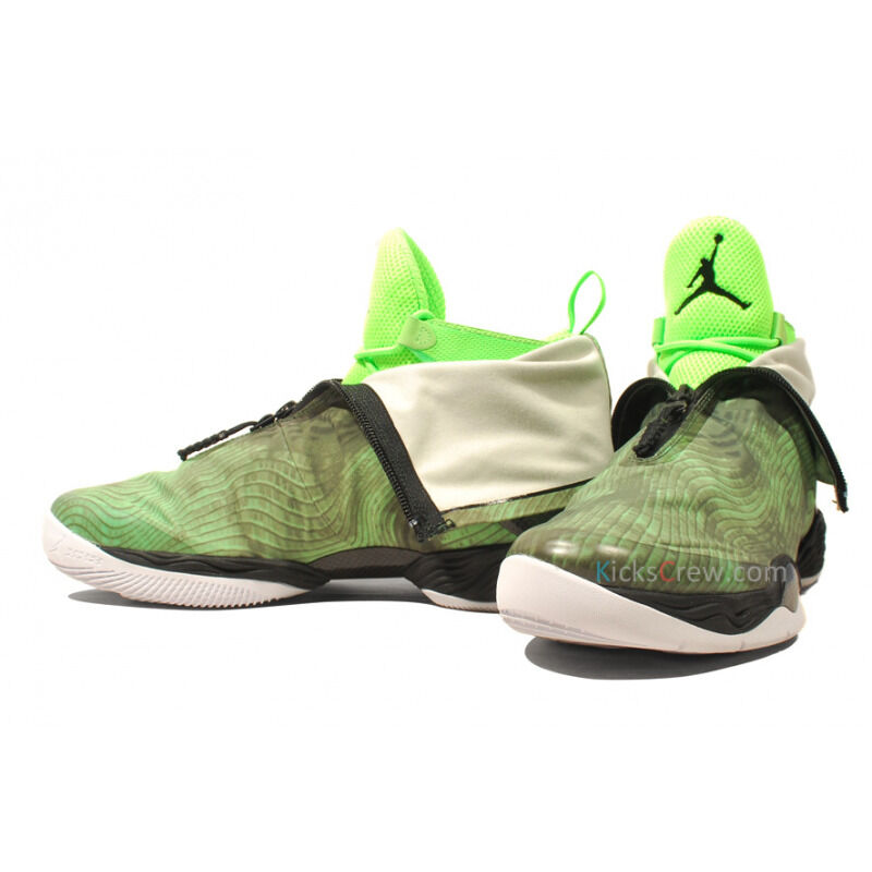 Air Jordan XX8 Electric Green 籃球鞋/運動鞋 (584832-301) 海外預訂