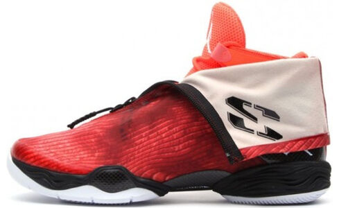 Air Jordan 28 'Color Pack - Red Camo' Gym Red/White 籃球鞋/運動鞋 (584832-601) 海外預訂
