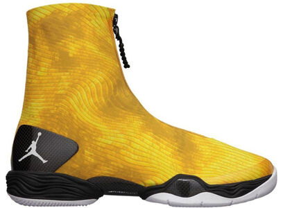 Air Jordan 28 'Color Pack - Yellow Camo' Yellow/White 籃球鞋/運動鞋 (584832-701) 海外預訂