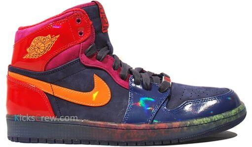 Jordan YOTS Pack YOTS - Air Jordan 1 + Jordan Melo M9 籃球鞋/運動鞋 (597829-901) 海外預訂