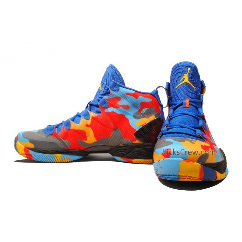 Air Jordan XX8 SE Russell Westbrook Camo 籃球鞋/運動鞋 (616345-450) 海外預訂