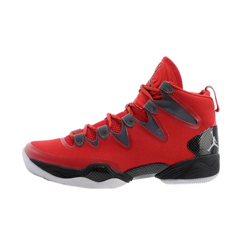 Air Jordan 28 SE 'Gym Red' Gym Red/White/Wolf Grey 籃球鞋/運動鞋 (616345-601) 海外預訂