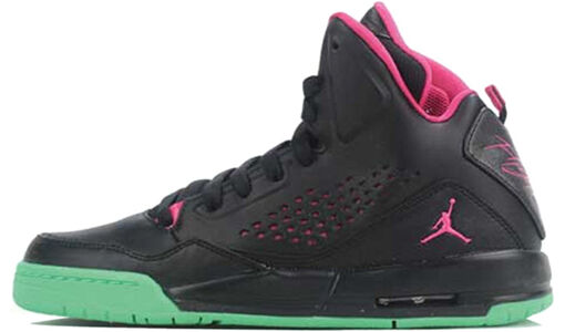 Air Jordan SC-3 GG Black Vivid Pink 籃球鞋/運動鞋 (630611-038) 海外預訂