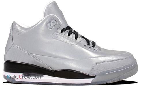 Air Jordan 5LAB3 Reflective Silver 籃球鞋/運動鞋 (631603-003) 海外預訂