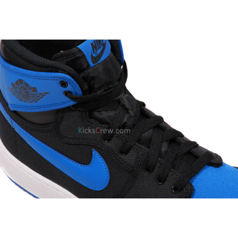 Air Jordan 1 KO High OG Black Sport Blue 籃球鞋/運動鞋 (638471-007) 海外預訂