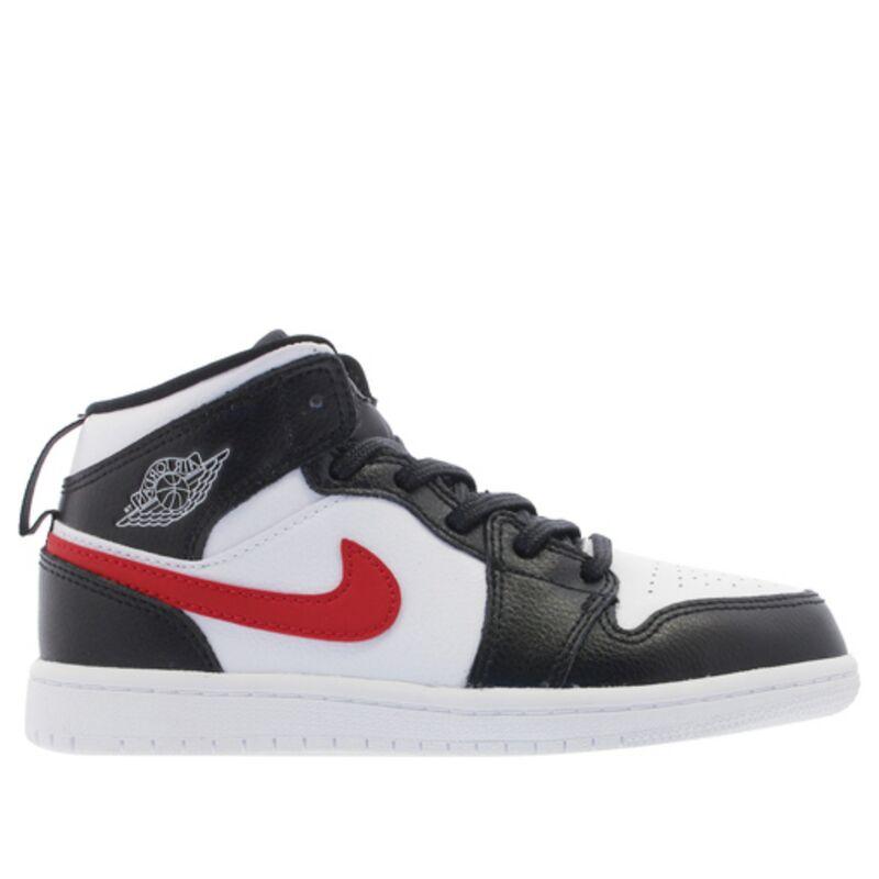 Air Jordan 1 Retro Mid BP 'Crayon Pack' Black/Hyper Cobalt-Clay Green 籃球鞋/運動鞋 (640734-052) 海外預訂