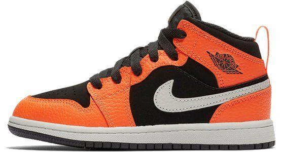 Air Jordan 1 Retro Mid PS Black Cone 籃球鞋/運動鞋 (640734-062) 海外預訂