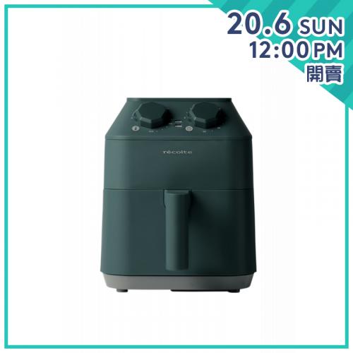 recolte RAO-1 (G) Air Oven 2.8L 日式氣炸鍋 (獨家再送沐印天然消毒噴霧50ml)【父親節精選】