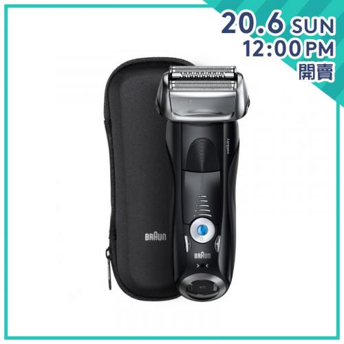 BRAUN Shaver Series7 7840s-P 乾濕兩用電鬚刨【父親節精選】