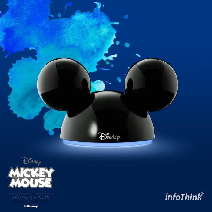 Infothink Mickey LED Magic Lamp 米奇智能魔法燈