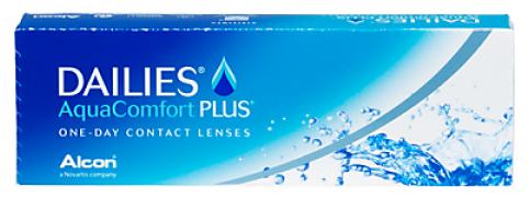 Alcon DAILIES® AquaComfort Plus™ 隱形眼鏡 [多種度數]