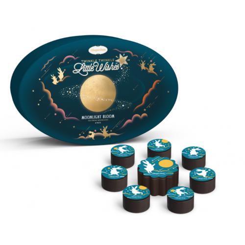 Häagen-Dazs™ Moonlight Bloom 七星‧鏡月 雪糕月餅禮券