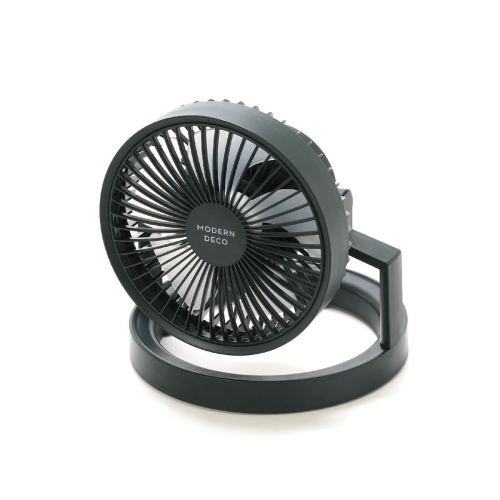 MODERN DECO MOD10 多功能LED光環無線風扇