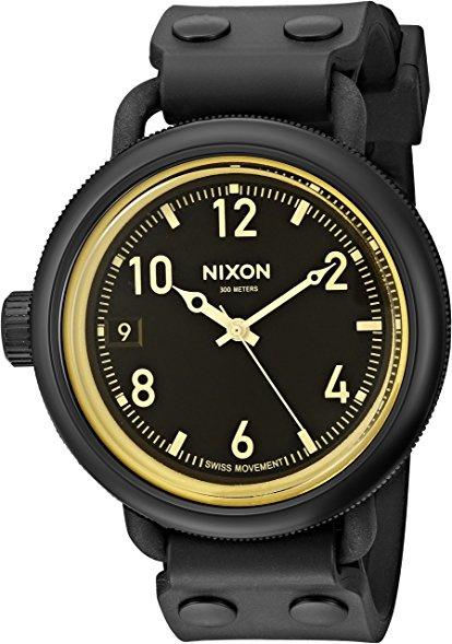 Nixon A488 男士鋼帶手錶 [3款]