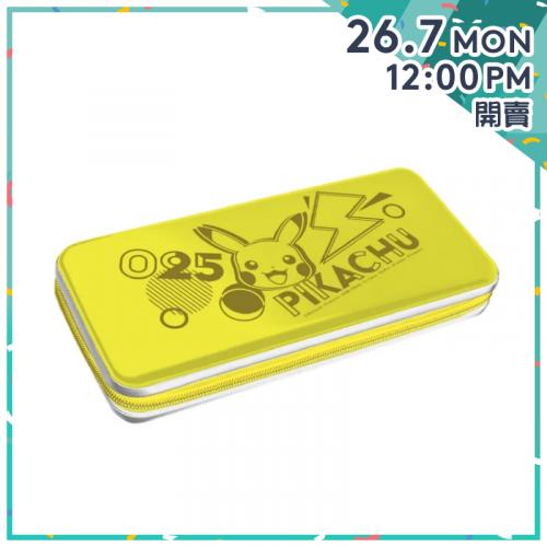 Nintendo Switch - Hori Pokemon 系列 POP PIKACHU鋁質保護包【200K感謝祭】