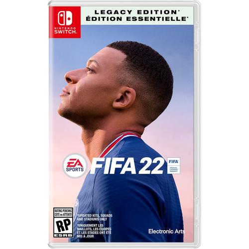 [預訂] Switch / PS5 FIFA 22 標準版