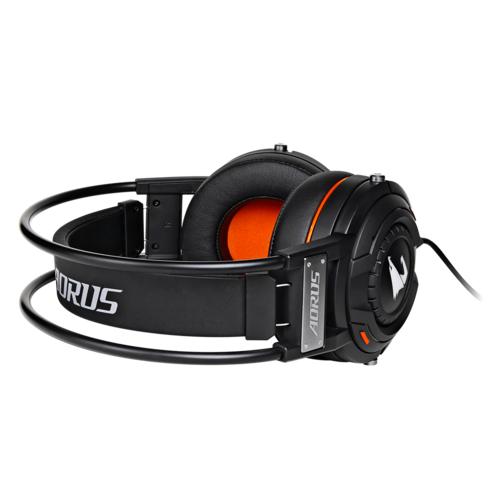 GIGABYTE AORUS H5 RGB電競耳機