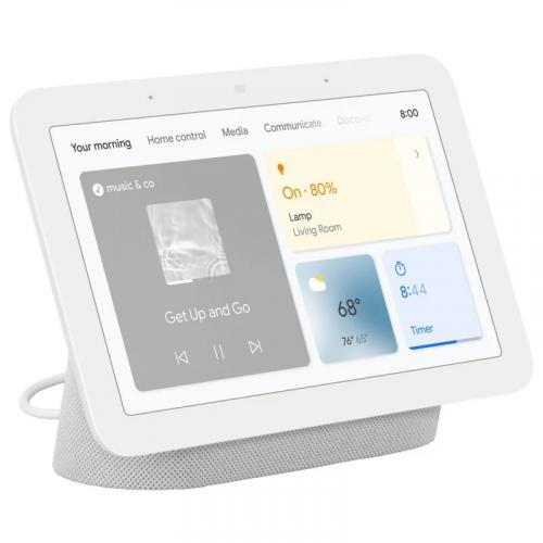 Google Nest Hub 2 代智慧顯示器 [2色]