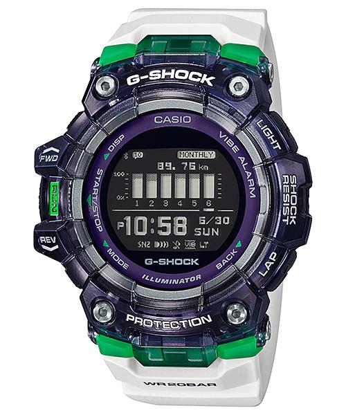 CASIO GBD-100SM-1A7 手錶