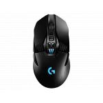 Logitech G903 LIGHTSPEED 無線遊戲滑鼠 [黑色]