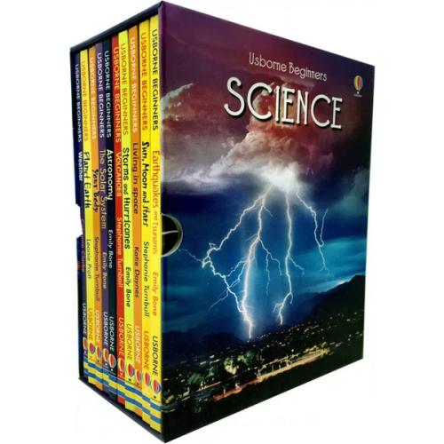 Usborne Beginners Science 初探科學 [10本]