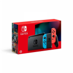 Nintendo Switch 遊戲主機 [電池持續時間加長型號]