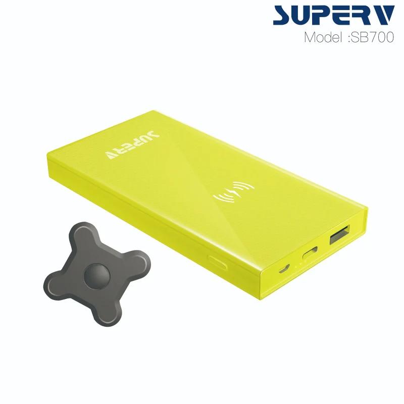 Superv SB700 QC3.0+PD 10000mAh 無線磁吸快速充電器 [3色]
