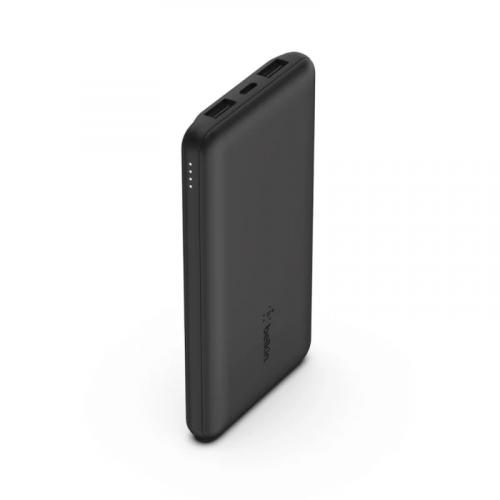 Belkin BOOST↑CHARGETM 行動充電器 10K + USB-A 轉 USB-C 充電線
