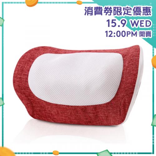 ITSU Puresu 2.0 按摩枕 [2色]【消費券激賞】
